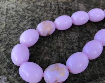 Vintage Ahbra Cale Collection Lavender beads
