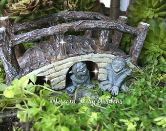 fairy garden bridge miniature bridge fairy garden wooden bridge fairy garden landscaping