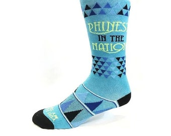 Phinest in the Nation - PHiSH Socks