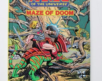 Masters of the Universe Maze of Doom 1985
