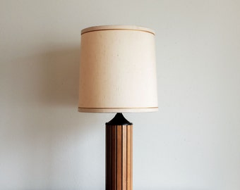 Mid Century Table Lamp w/ Shade