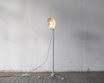 SALE Soviet floor lamp, floor lamp vintage, floor lamp industrial, floor lamp modern, floor lamp tripod, Housewarming gift, bauhaus lamp