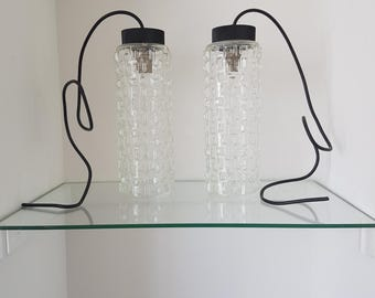 Art Deco Pendant Glass Light Shades