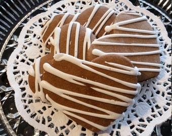 Gingerbread Cookies- 1 Dozen