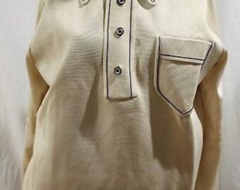 Vintage Gino Paoli Men's Shirt