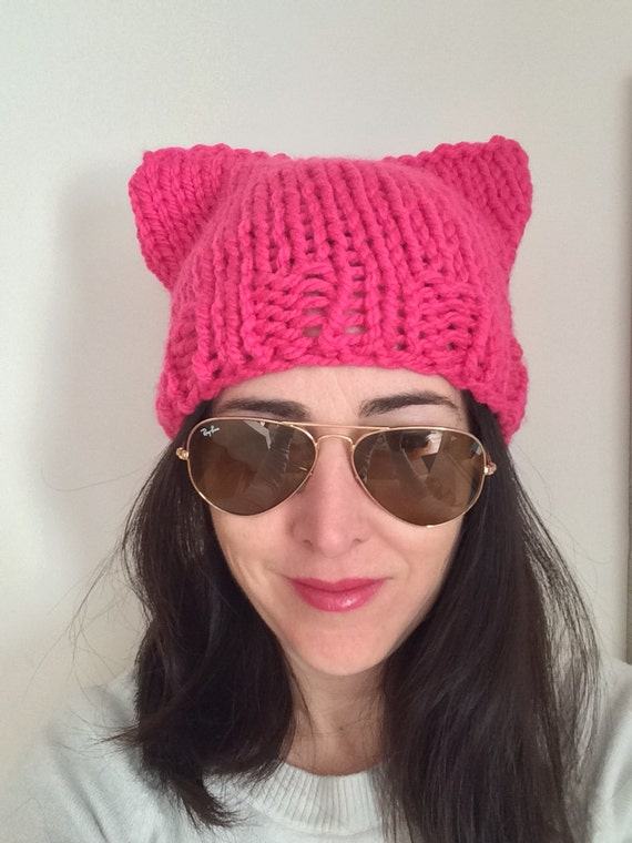 Pussy Cat Hat Womens March
