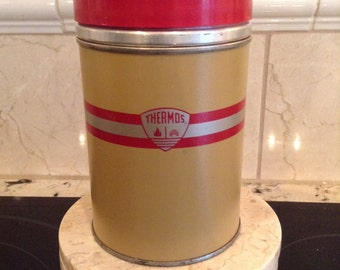 Vintage Pint Sized Thermos