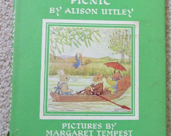 Water-Rat's Picnic by Alison Uttley
