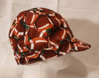 one size fits all football welder cap