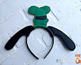 Goofy inspired Ear headband