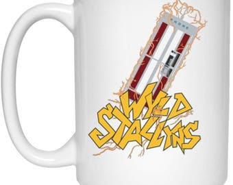 Wyld Stallyns Phone Booth - Mug