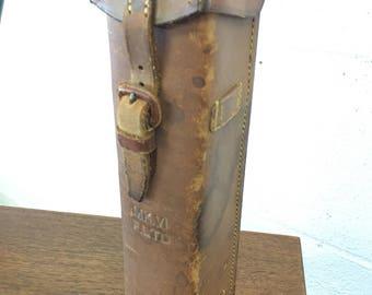 Leather Telescope Case