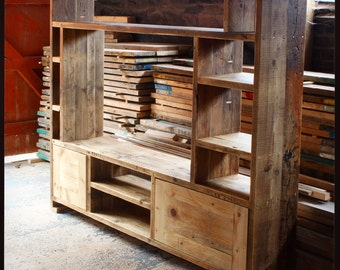 Reclaimed Wood Bookcases - Ideas & Inspiration