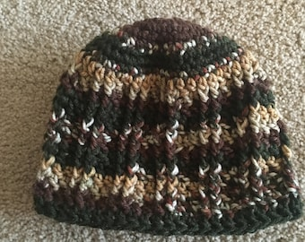 Camouflage Beanie - Small