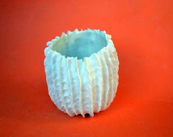 Porcelain Tealight candle holder - tealights - light