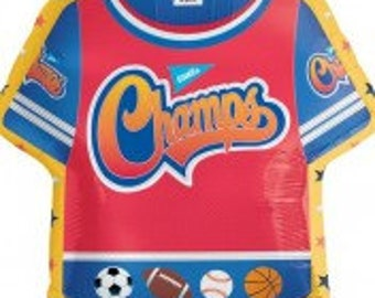 24 Inch Champs Jersey Balloon