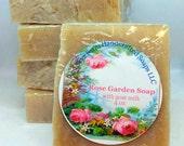Rose Garden Goat Milk Soa...
