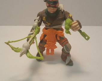 1989 TMNT Rat King Action Figure