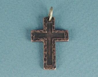 Copper Cross   ( #1E )