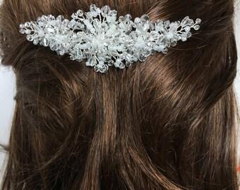 Bridal hair comb, wedding hair comb, wedding hair accessories, wedding hair piece, bridal headpiece, bridal hair piece, bridal comb