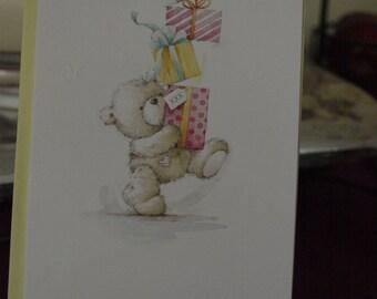 Happy, happy, happy...  Birthday Card
