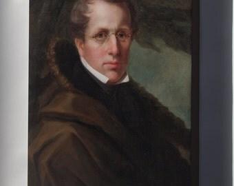 Canvas 16x24; James Henry Beard John Davies Jones