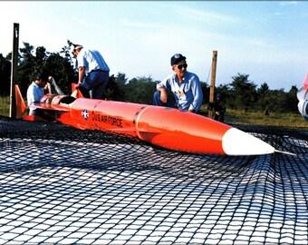 16x24 Poster; Aqm-81A Firebolt Model 305 Target (Hahst) Drone 1984