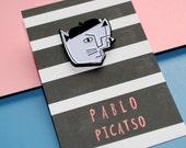 Pablo Picatso Pin