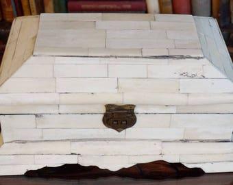 Bone Casket Box