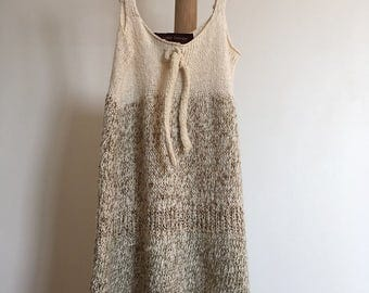 natural dress made in France