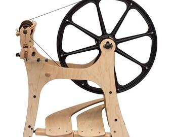 Schacht Flatiron Spinning Wheel - FREE Shipping