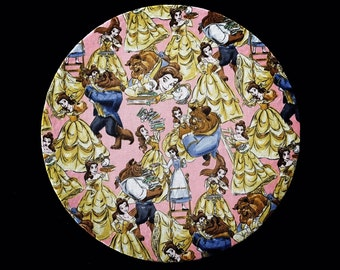 Beauty and the Beast Pin Board