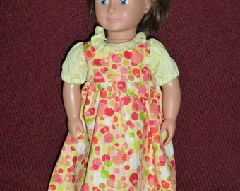 """18"""" Doll Dresses: Colorful and Cheerful Collection (3 Options)"""