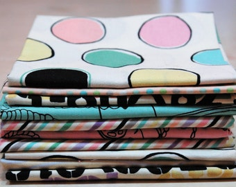 Spring Sale!  10 Fat Quarter Bundle