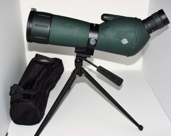 Spotting Scope 1980s Great For Viewing the Stars and More..........Nice Condition with Case