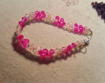 breast cancer awareness bracelette