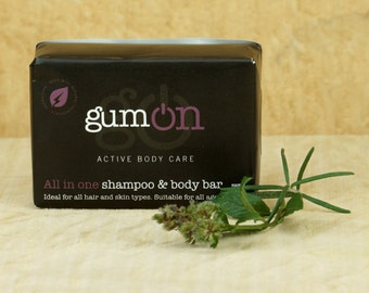 All in One Shampoo & Body Bar