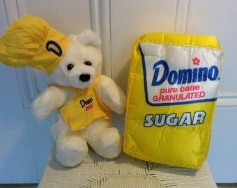 Domino sugar bear-in-a-bag