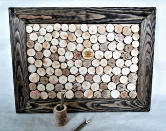 The  guest book(130, 100 or 80), alternative, Guest book, Box rustic style,