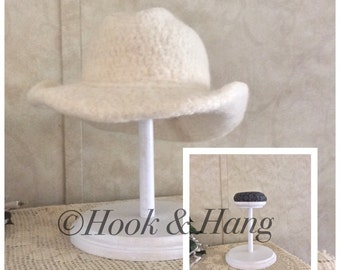 Wooden Craft Show Hat Display