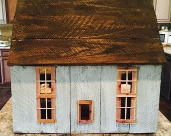 Rustic Dollhouse
