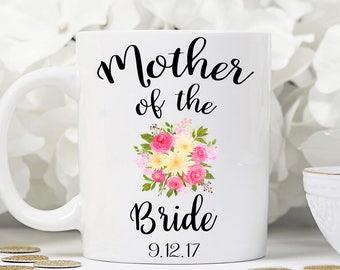 Mother of the bride mug, mother of the bride gift, mob mug, mob gift, wedding mug, bridal mug, bridesmaid mug, bride mug