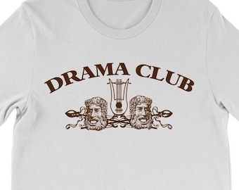Stranger Things Shirt, Drama Club, Unisex Shirt for Boys or Girls, Christmas Gift, Theater Geek, Birthday Present