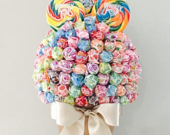 Whirly Pop Lollipop Bouquet!