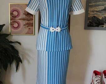 1960's Skirt and Top Suit