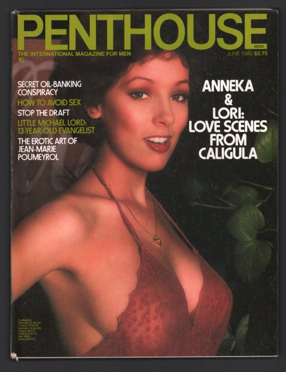 Collectible Penthouse Variations Magazine April 2014 With DVD Included NEW eb110
