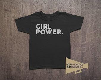 Girl Power Children's T-Shirt