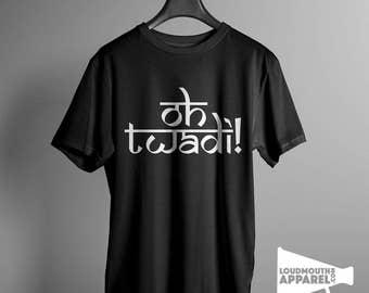 Oh Twadi Indian Men's Punjabi T-Shirt