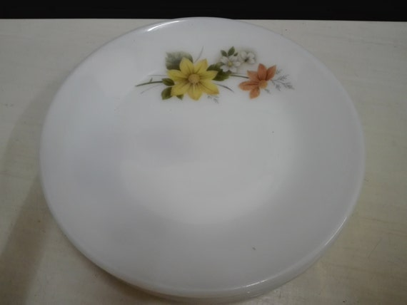 JAJ autumn glory desert plate