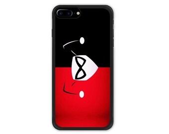 Harley Quinn iPhone 7 / iPhone 7 Plus Case, Samgung Galaxy S6 / S6 Edge, S7 / S7 Edge , S8 / S8 Plus Case Batman The Joker